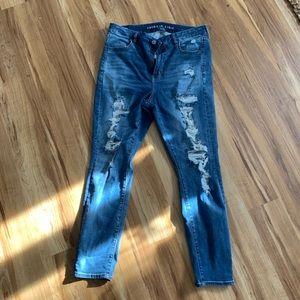 AE Curvy Jeans